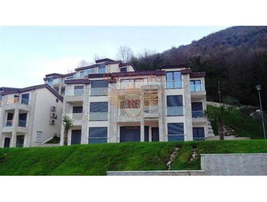 Kostanjica'da Elit bir Kompleks İçinde Harika bir Daire, Karadağ da satılık ev, Montenegro da satılık ev, Karadağ da satılık emlak