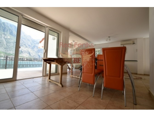 Apartments in Muo with unobstructed sea views, Kotor, investment with a guaranteed rental income, serviced apartments for sale