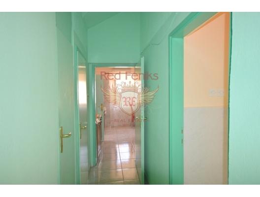 Kotor'da Denize Sıfır Iki Yatak Odali Daire, Dobrota da ev fiyatları, Dobrota satılık ev fiyatları, Dobrota da ev almak