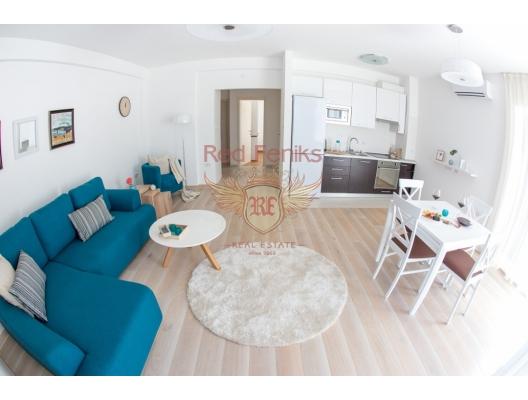 Körfez Manzaralı Yeni Bir Konut Kompleksinde Daireler ve Şehir Evleri, Bigova da ev fiyatları, Bigova satılık ev fiyatları, Bigova da ev almak