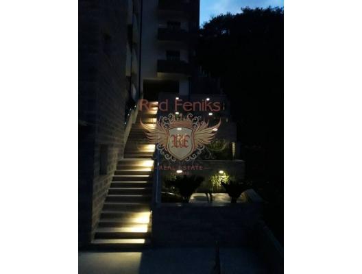 Becici'de Otel Yonetim Sistemli Yeni Site, Montenegro da satılık emlak, Becici da satılık ev, Becici da satılık emlak