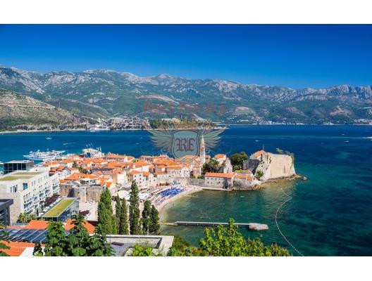 Old Town Manzaralı Möbleli Lüks Daire, Karadağ satılık evler, Karadağ da satılık daire, Karadağ da satılık daireler
