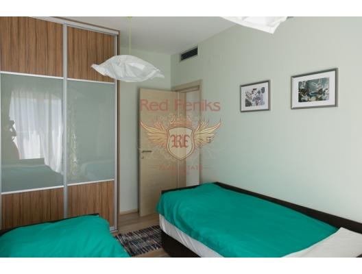 Yüzme Havuzlu Kompleks içinde 2+1 Daire, Kotor-Bay da satılık evler, Kotor-Bay satılık daire, Kotor-Bay satılık daireler