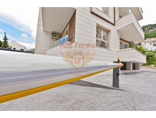 Rafailovici'de Yeni Bitmis Site, Karadağ da satılık ev, Montenegro da satılık ev, Karadağ da satılık emlak