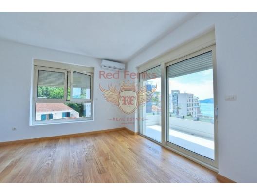 Rafailovici'de Yeni Bitmis Site, Karadağ satılık evler, Karadağ da satılık daire, Karadağ da satılık daireler