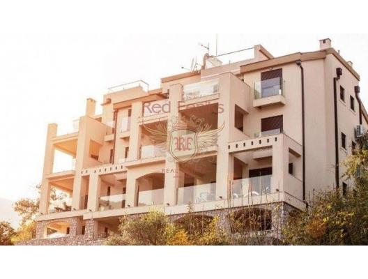 Morinj'da Lüks Daireler, Karadağ satılık evler, Karadağ da satılık daire, Karadağ da satılık daireler
