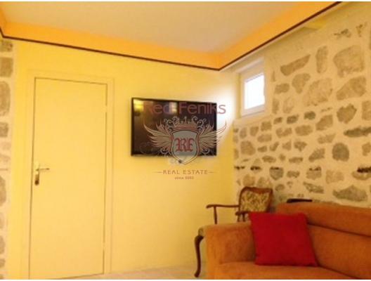Perast'da Konforlu Daire, becici satılık daire, Karadağ da ev fiyatları, Karadağ da ev almak