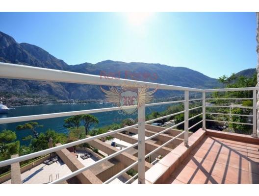 Kotor Körfezinde Panaromik Manzaralı Daire, Karadağ'da satılık yatırım amaçlı daireler, Karadağ'da satılık yatırımlık ev, Montenegro'da satılık yatırımlık ev