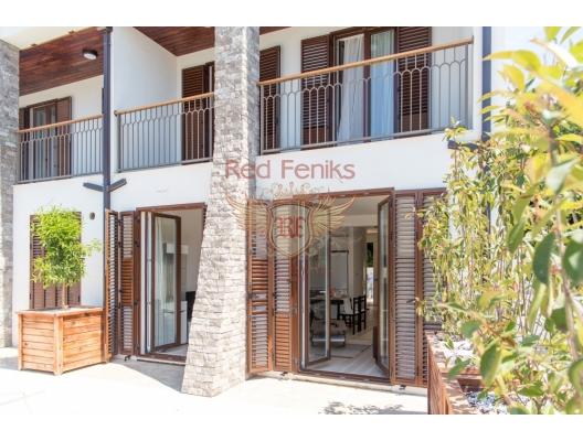 Körfez Manzaralı Yeni Bir Konut Kompleksinde Daireler ve Şehir Evleri, Bigova dan ev almak, Region Tivat da satılık ev, Region Tivat da satılık emlak
