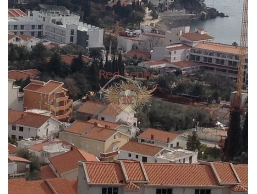 Apartment for sale with sea view in Petrovac, Montenegro, Montenegro real estate, property in Montenegro, flats in Region Budva, apartments in Region Budva