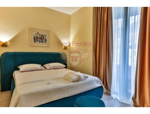 Luxury Apartment in Budva, Region Budva da satılık evler, Region Budva satılık daire, Region Budva satılık daireler