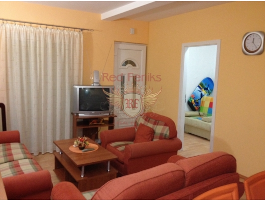 Apartment for sale with sea view in Petrovac, Montenegro, apartments in Montenegro, apartments with high rental potential in Montenegro buy, apartments in Montenegro buy