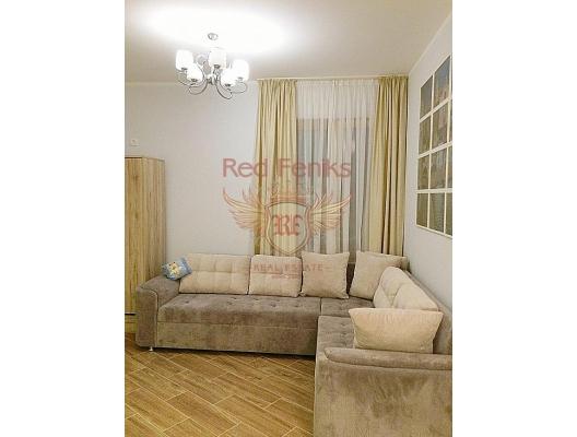 Yeni konut kompleksinde lüks stüdyo daire, becici satılık daire, Karadağ da ev fiyatları, Karadağ da ev almak