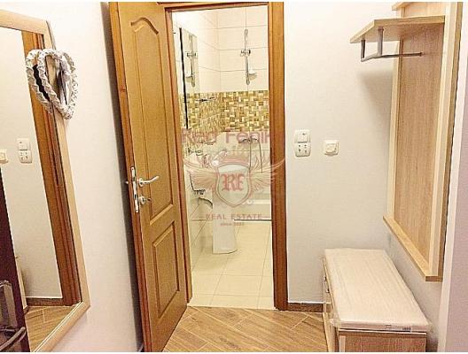 Yeni konut kompleksinde lüks stüdyo daire, Montenegro da satılık emlak, Baosici da satılık ev, Baosici da satılık emlak