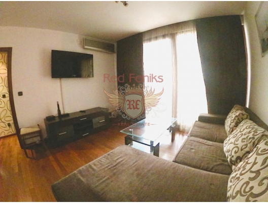 Budva'da Tek Yatak Odalı Daire 1+1, Becici da ev fiyatları, Becici satılık ev fiyatları, Becici da ev almak