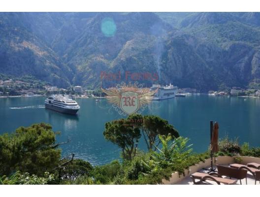 Muo satılık güzel Dubleks Daire, Kotor Bay, Karadağ.