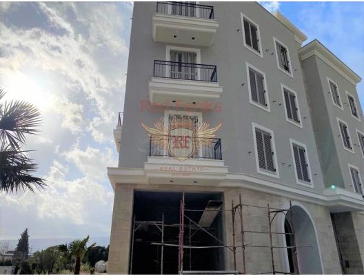 Porto Karadağ kompleksinde yeni bir binada daire, Bigova da satılık evler, Bigova satılık daire, Bigova satılık daireler