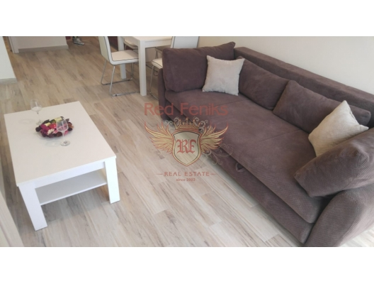 Apartment on the first line, with great rental potential, hotel residences for sale in Montenegro, hotel apartment for sale in Region Bar and Ulcinj