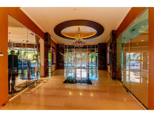 Budva'da İlk Sırada Bir Yatak Odalı Daire 1+1, karadağ da kira getirisi yüksek satılık evler, avrupa'da satılık otel odası, otel odası Avrupa'da