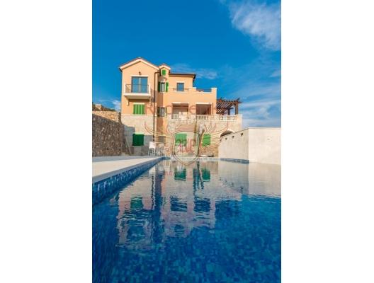 Lustica yarımadasında lüks kompleks, Lustica Peninsula da ev fiyatları, Lustica Peninsula satılık ev fiyatları, Lustica Peninsula ev almak
