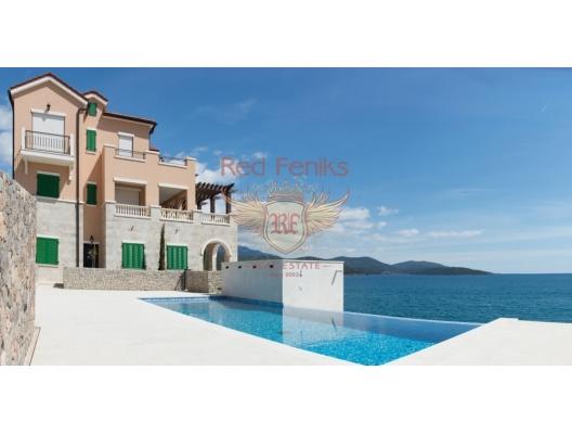 Lustica yarımadasında lüks kompleks, Krasici dan ev almak, Lustica Peninsula da satılık ev, Lustica Peninsula da satılık emlak