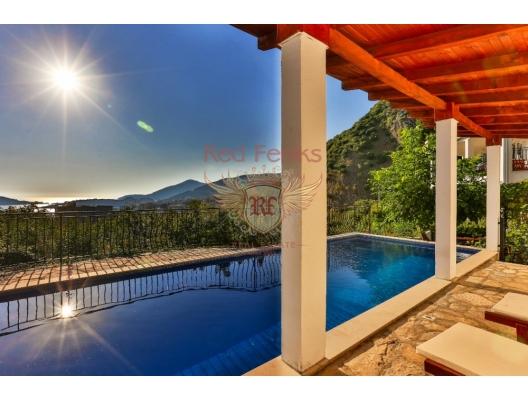 Luxury villa in Becici, buy home in Montenegro, buy villa in Region Budva, villa near the sea Becici
