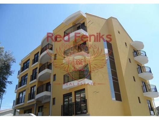 Petrovac'ta bir yatak odalı daire, Region Budva da satılık evler, Region Budva satılık daire, Region Budva satılık daireler