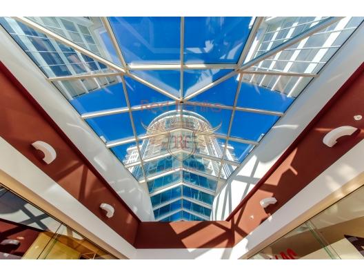 Budva'nın Ön Cephesinde Tek Yatak Odalı Daire 1+1, karadağ da kira getirisi yüksek satılık evler, avrupa'da satılık otel odası, otel odası Avrupa'da