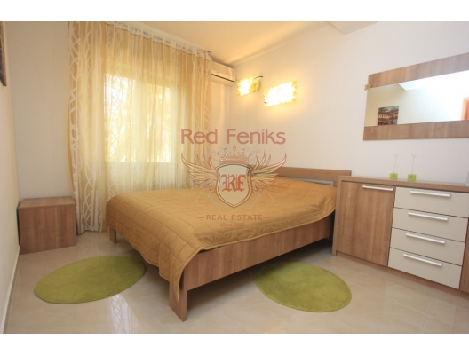 Apartment for sale 30 meters from the beach Rafailovici, Montenegro, sea view apartment for sale in Montenegro, buy apartment in Becici, house in Region Budva buy