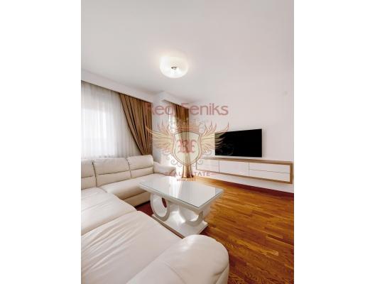 Podgorica'da Güzel İki Yatak Odalı Daire 2+1, Central region da satılık evler, Central region satılık daire, Central region satılık daireler