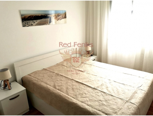 One Bedroom Apartment In Budva, hotel residence for sale in Region Budva, hotel room for sale in europe, hotel room in Europe