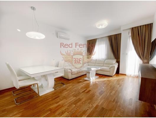 Podgorica'da Güzel İki Yatak Odalı Daire 2+1, Cetinje da ev fiyatları, Cetinje satılık ev fiyatları, Cetinje da ev almak