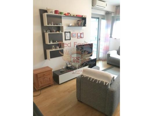 Spacious Studio Apartment in Budva, apartments in Montenegro, apartments with high rental potential in Montenegro buy, apartments in Montenegro buy