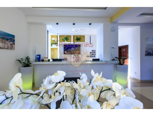 New hotel for sale, commercial property in Region Bar and Ulcinj, property with rental potential in Montenegro