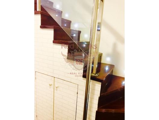 Budva'nın merkezinde lüks iki katlı daire, Region Budva da ev fiyatları, Region Budva satılık ev fiyatları, Region Budva ev almak
