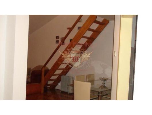 Budva'da iki katlı daire, Region Budva da ev fiyatları, Region Budva satılık ev fiyatları, Region Budva ev almak