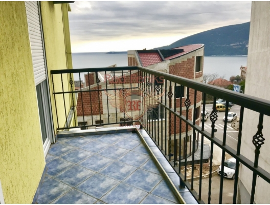 Herceg Novi'de Muhteşem İki Yatak Odalı Daire, Herceg Novi da satılık evler, Herceg Novi satılık daire, Herceg Novi satılık daireler