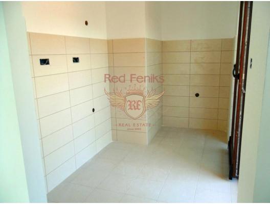 Yeni konut kompleksinde iki odalı bir daire, Region Budva da ev fiyatları, Region Budva satılık ev fiyatları, Region Budva ev almak