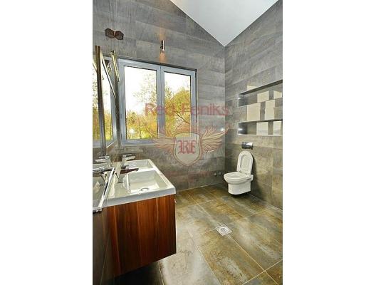 Kavac'ta modern ev (Tivat), Region Tivat satılık müstakil ev, Region Tivat satılık villa