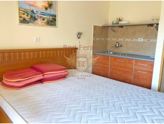 Hotel in Becici, property with high rental potential Region Budva, buy hotel in Becici