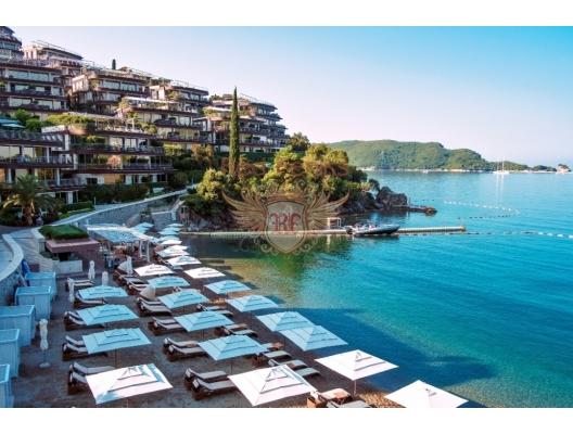 Budva'da sahilde panoramik daire, Karadağ satılık evler, Karadağ da satılık daire, Karadağ da satılık daireler