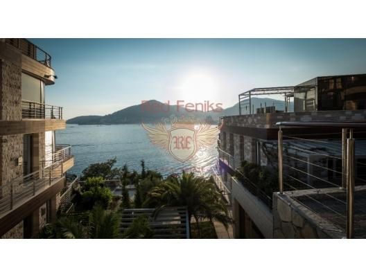 Budva'da sahilde panoramik daire, Montenegro da satılık emlak, Becici da satılık ev, Becici da satılık emlak