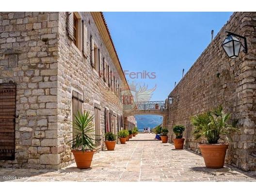 Urbanized plot in Budva, Montenegro real estate, property in Montenegro, buy land in Montenegro