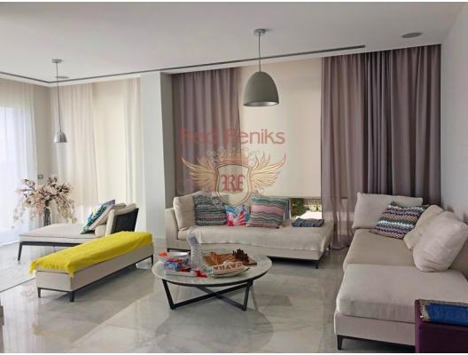 Rjeka Rezevici'de Panoramik Penthouse, Montenegro da satılık emlak, Becici da satılık ev, Becici da satılık emlak