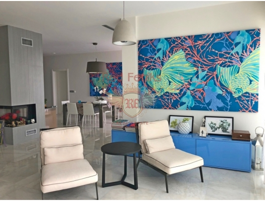 Rjeka Rezevici'de Panoramik Penthouse, Becici da satılık evler, Becici satılık daire, Becici satılık daireler