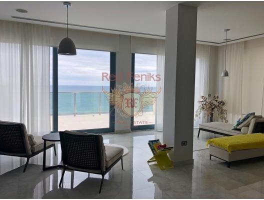 Rjeka Rezevici'de Panoramik Penthouse, Becici dan ev almak, Region Budva da satılık ev, Region Budva da satılık emlak