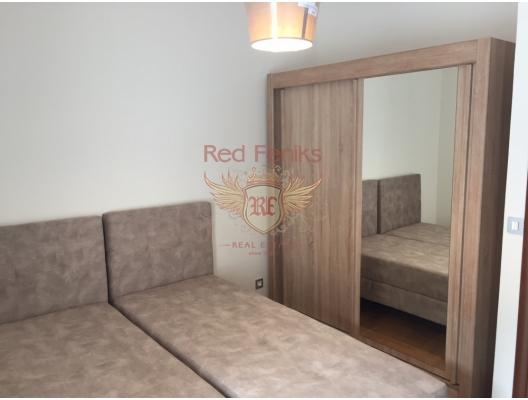 One bedroom apartment in Budva, Region Budva da satılık evler, Region Budva satılık daire, Region Budva satılık daireler