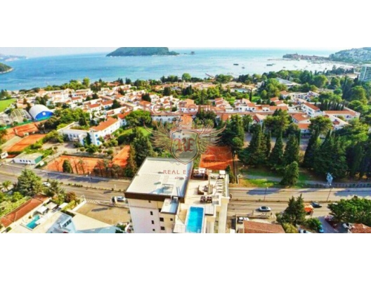 Commercial place in Budva, property with high rental potential Region Budva, buy hotel in Becici