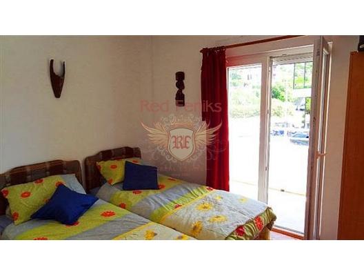 Baosici'de rahat daire (Herceg Novi), Montenegro da satılık emlak, Dobrota da satılık ev, Dobrota da satılık emlak