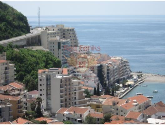 Studio apartments in Rafailovici, apartment for sale in Region Budva, sale apartment in Becici, buy home in Montenegro